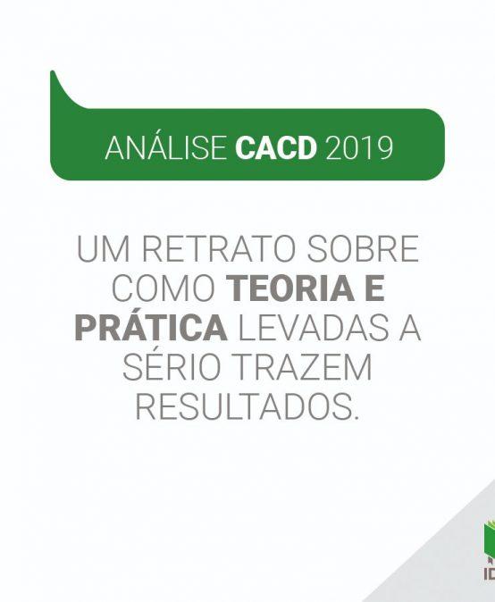 Análise CACD 2019
