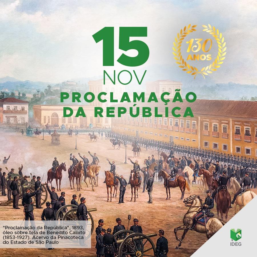 Proclamação da República: história do Brasil