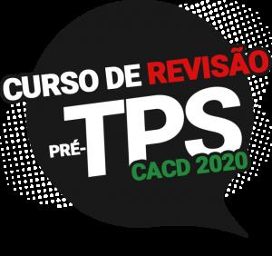 Cacd 2020 curso primeira fase